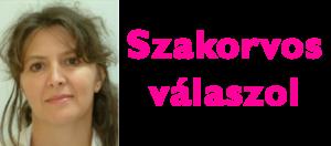 Dr. Csorba Judit Szakorvos válaszol