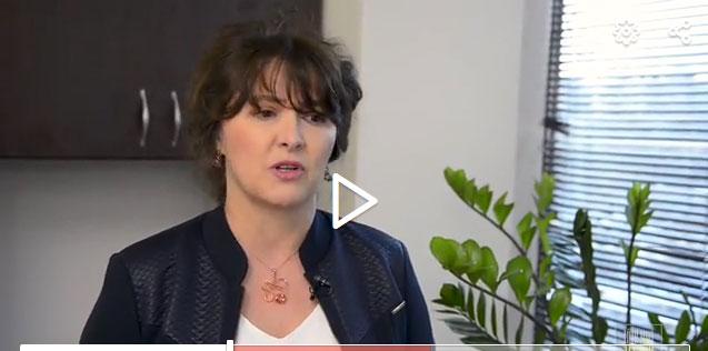 TV2 riport Dr. Csorba Judittal